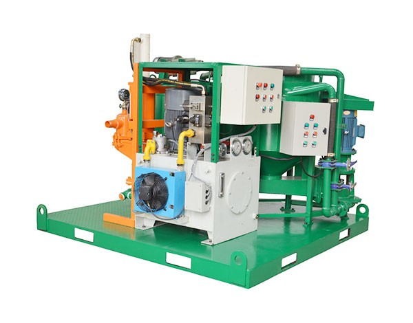 WGP300/350/85PL-E Grout  Station/Plant