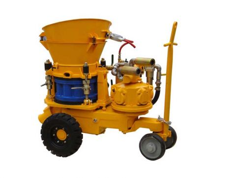 WZ-5 Dry-mix concrete spraying machine/Gunite machine/Shotcrete machine