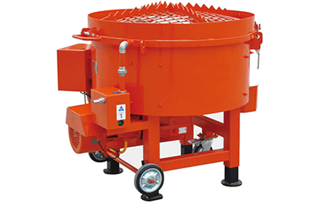 Application of WRM refractory mixer