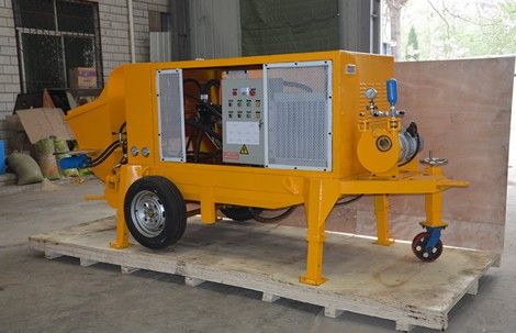 Best concrete wet spraying machine suppliers from China