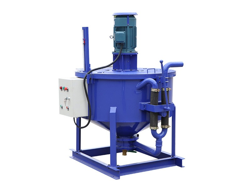 WM500E high shear colloidal grout mixer