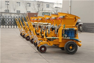 Hot sale concrete shotcrete machine