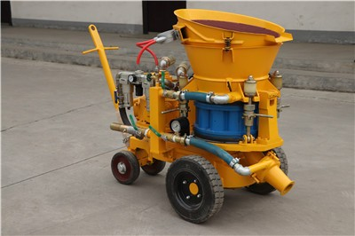 Concrete shotcrete machine supplier