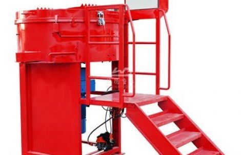 China refractory pan mixer manufacturer